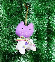 Елочное украшение/кот-Новогодние украшения, фото 1