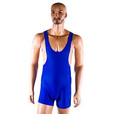 Трико борцовское Sprinter синее