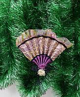 Елочное украшение/веер-Новогодние украшения, фото 1