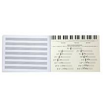 Тетрадь для нот Kite Rachael Hale R19-405-1 А5, 20 листов, фото 3