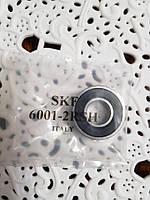 Підшипник SKF. 6001 -2RSH. ( Italy)