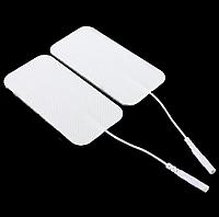 Большие электроды для электростимуляции под штекер
