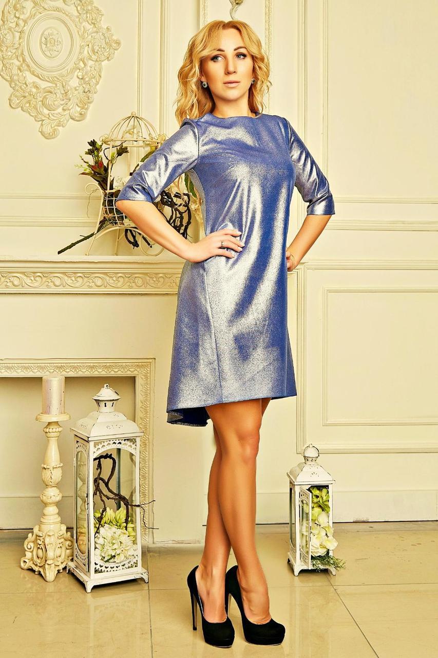 c111c413a645 Красивое женское платье свободного силуэта - Оптово - розничный магазин  одежды