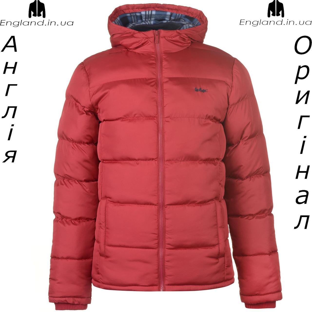 c45edff7 Куртка Мужская Lee Cooper Из Англии - Зимняя — в Категории