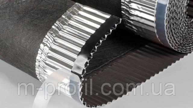 Подконьковая лента Geo Drvent 230мм/5м.п. RAL 9005, фото 2
