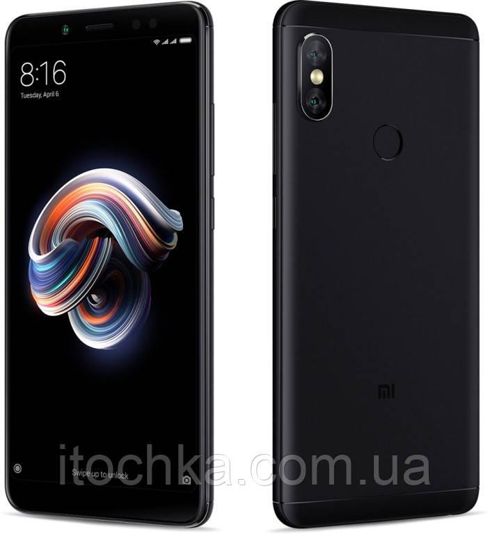 Xiaomi Redmi Note 6 Pro 4/64Gb Black(Global)
