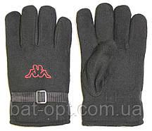 Перчатки теплые флис (спорт)