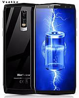 Blackview P10000 Pro 4G Android 7,1 4 GB RAM 64 GB ROM MTK6763 Octa Core 11000 маг Батарея Face ID, фото 1