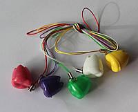 Детский набор контейнер-коробочка (шкатулка) для молочных зубов «Зубная фея» 5 шт.