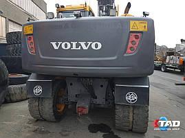 Колесный экскаватор Volvo EW160C (2011 г), фото 2