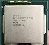 МОЩНЫЙ ПРОИЗВОДИТЕЛЬНЫЙ 4ехЯДЕРНИК на S1155 INTEL Core i5-2400 ( 3,1 ГГц,Turbo BOOST до 3,4GHz, LGA1155,4ЯДРА , фото 2