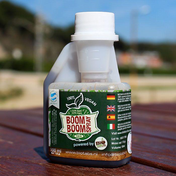 Органический биостимулятор BioTabs Boom Boom Spray 100ml