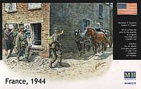 1:35 'Франция, 1944 г.', Master Box 3578;[UA]:1:35 'Франция, 1944 г.', Master Box 3578