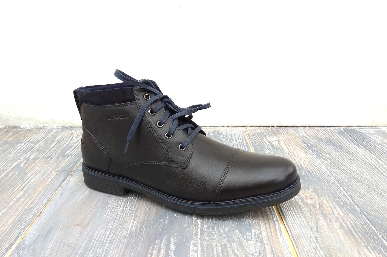 Польські шкіряні черевики Lasocki