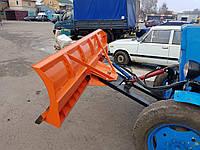 Ковш для трактора погрузчика грейдерный, отвал, снегоуборщик под заказ., фото 1