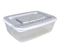Контейнер  для  пищ. продуктов  1.5 л. Горизонт