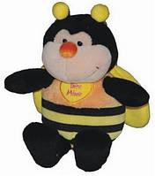 Мягкая игрушка пчела сидячая 17 см AURORA