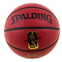 М'яч баскетбольний Spald №7 NBA AuthenticDavidSpein PVC