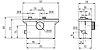 Канализационная станция сололифт Euroaqua MP-400-II для санузлов 0.4кВт Hmax6.5м Qmax100л/мин (боковое подкл), фото 2