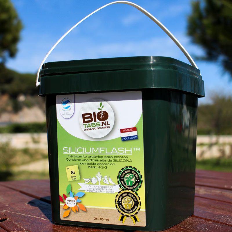 Органическое удобрение Biotabs Silicium Flash 2,5L
