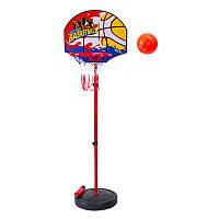 Стойка баскетбольная (мобильная) детская