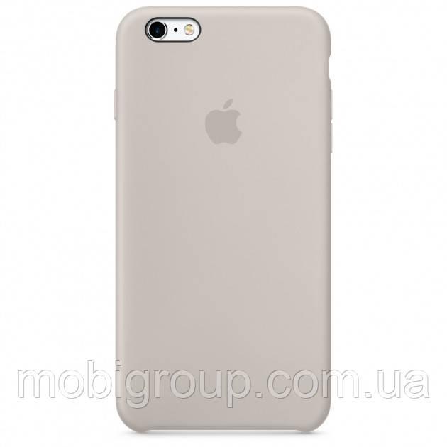 Чехол Silicone Case для iPhone 6/6s Plus, Grey
