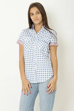 Рубашка Ko-style L синий (KO-R1302_Blue)