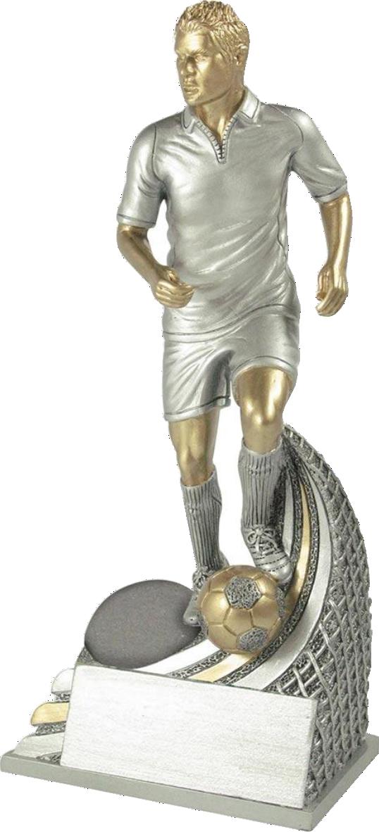 "Статуэтка ""Футболист 3D"""
