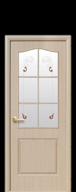 Светлые межкомнатные двери
