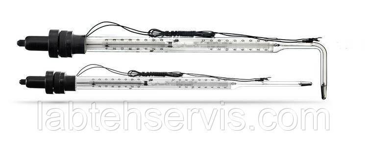 Термометры стеклянные ртутные электроконтактные ТПК