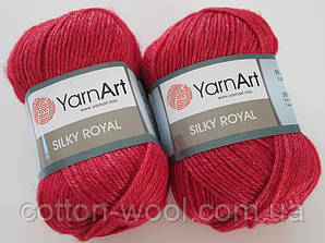 Silk Royal  (35% - ШелкRayon  65% - Шерсть Merino) 433