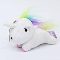 Мягкая игрушка брелок Unicorn Единорог 41.96
