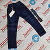 Теплые детские джинсы для мальчиков оптом