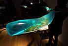 Смола епоксидна ювелірна КЕ «Slab-619» - вага 0,63 кг, фото 7