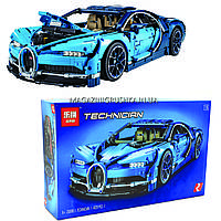 Конструктор Technician - «Автомобиль Bugatti Chiron» 20086