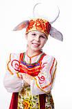 Детский карнавальный костюм для девочки Коза - Дереза 122-140р, фото 2