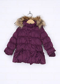 Пальто Prenatal 6-9 Months (68 cm) фиолетовый (F518OU166WO00L_Violet)