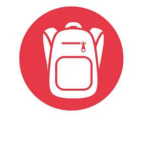 Детские чемоданы, рюкзаки и сумки