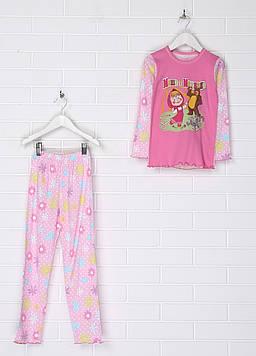 Пижама Odetta 134 Розовый (MA-1534-12_Pink)
