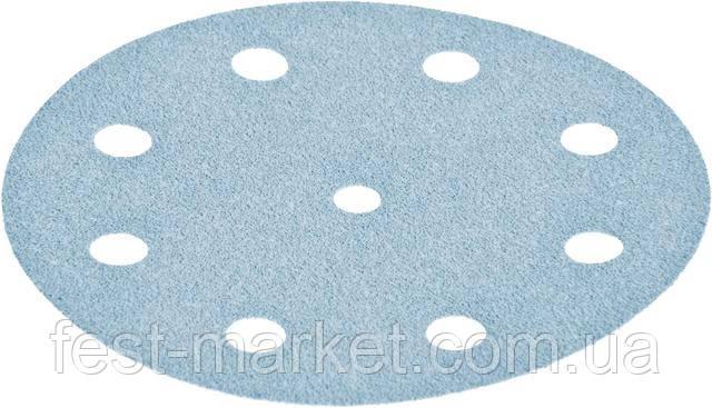 Шлифовальные круги Granat STF D125/8 P240 GR/100 Festool 497173