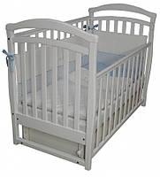 Детская кроватка Верес Соня ЛД 6 (белый)