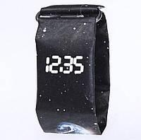 Бумажные часы Paper Watch Космос (PP55556)