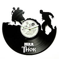 Часы настенные Халк и Тор (110-10811334)