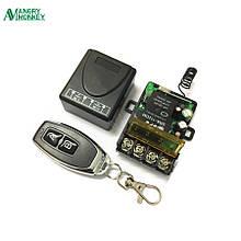 Беспроводной пульт дистанционного управления 220V 30А на 1 реле, 1 пульт