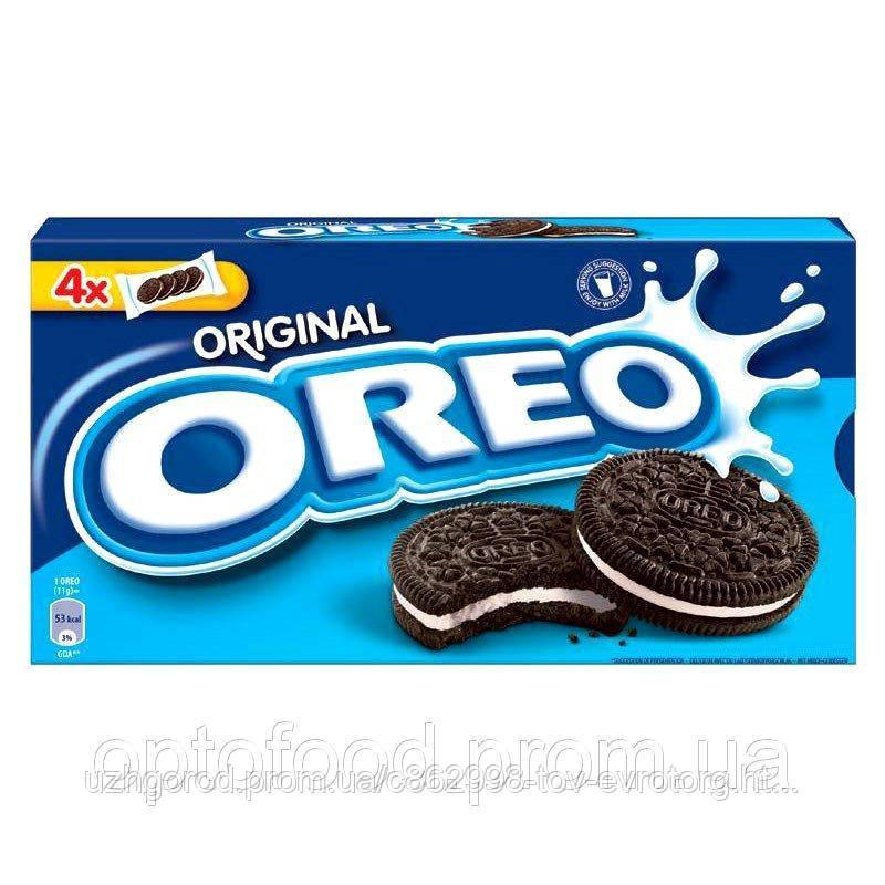 (Распродажа.срок 12,18)Печенье OREO Original 176г.