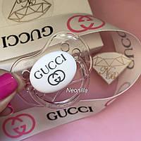 Пустышки брендовые с логотипами