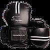 Боксерские перчатки Powerplay 3016 черные