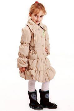 Пальто Bebepa 98 cm бежевый (NE-3104-1_Beige)