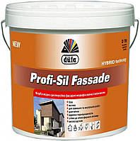 Водно-дисперсионная фасадная краска Profi-Sil Fassade D790 14 кг