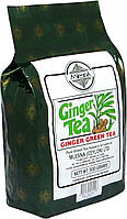 Зеленый чай Имбирь, GINGER GREEN TEA, Млесна (Mlesna) 500г.
